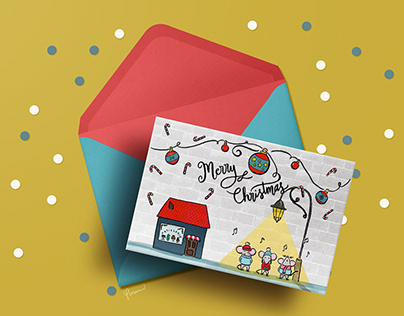 Greeting Cards for Holiday Season