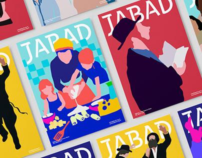 Jabad Argentina - Branding