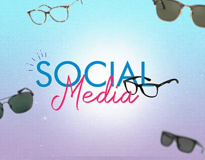 Social Media - Óticas Visbel Nacional