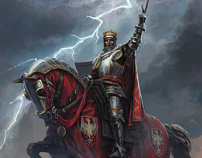 Ladislau of Poland, Joan of Arc by Mythic Games