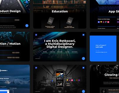Website Redesign 2020