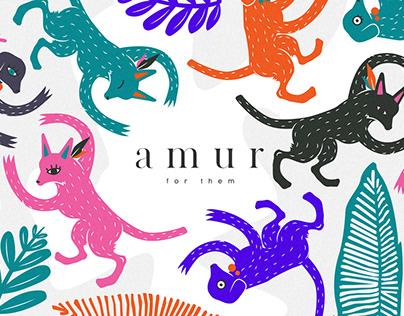 Amur | Branding