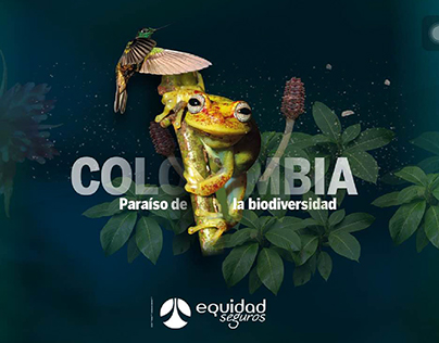 Colombia Biodiversity App