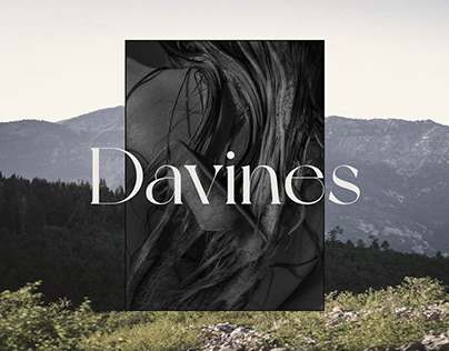 Davines - E-Commerce Redesign Concept