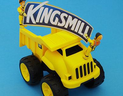 Kingsmill - Crusts Away!