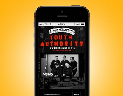 Good Charlotte Official Website