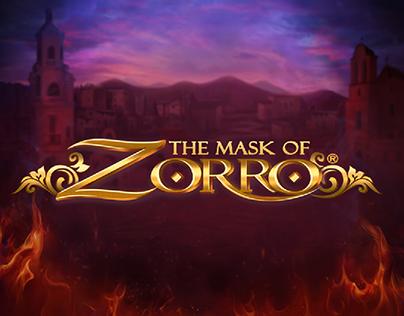 The Mask of Zorro slot game