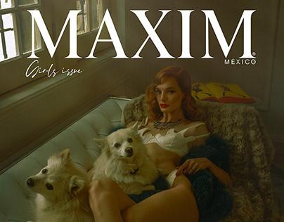Maxim México: Danielle Van Raden