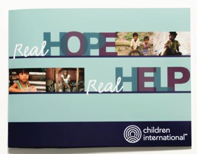 Children International Press Kit