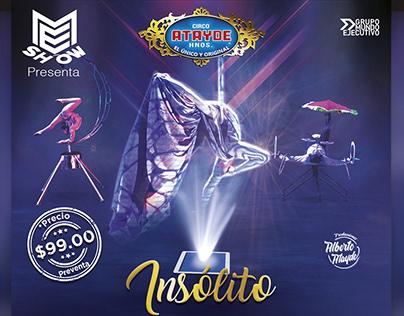 Insólito - Circo Atayde