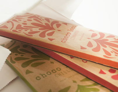 Choco Loco Branding & Package Design