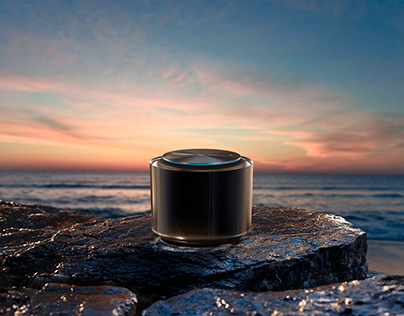 Xiaomi Sound still-life photography