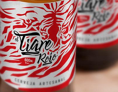 El Tigre Rojo - Cerveja Artesanal