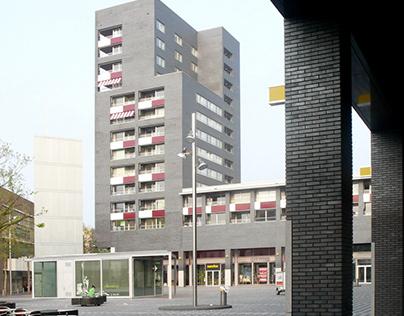 Pietervreedeplein multiuse city centre development