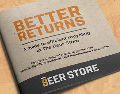 The Beer Store: Better Returns