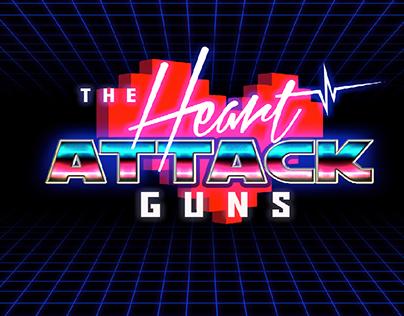 The Heart Attack Guns Logo