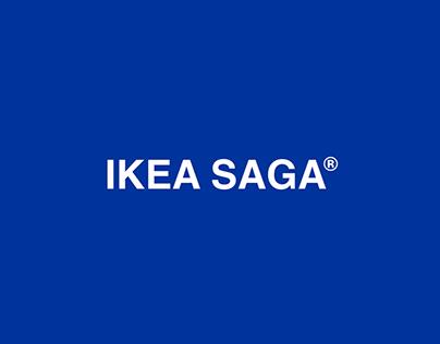IKEA SAGA