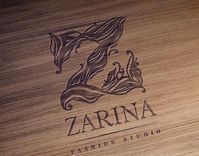 Fashion studio Zarina logo