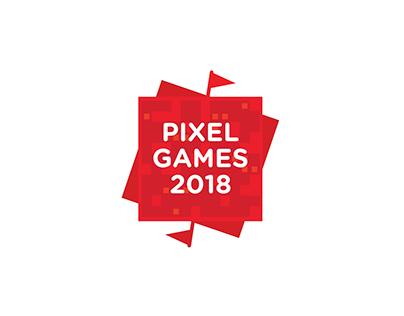 Pixel Games (Branding)