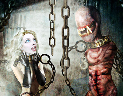 CHAINED TO HER ENEMY