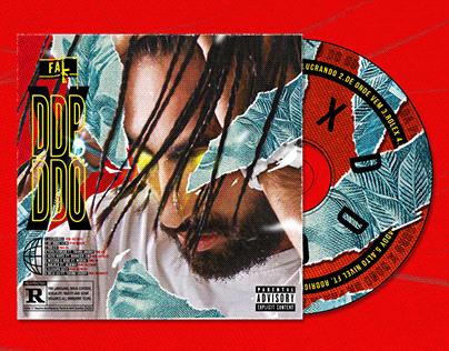 DDPXDDO Album Release // Graphic Arts