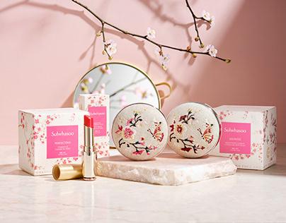 sulwhasoo spring collection brand image & leflet