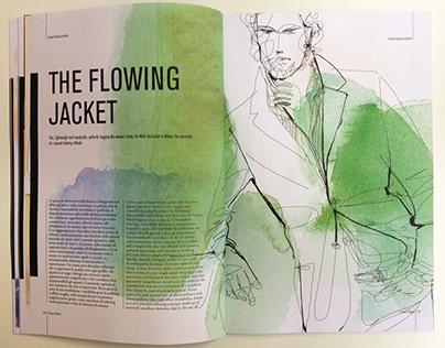 Casa Kiton, fashion magazine, Lampoon Publishing House,