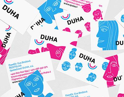 DUHA Association rebranding