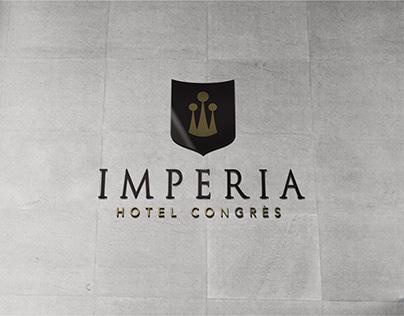 Imperia Hôtel Congrès   Brand Identity