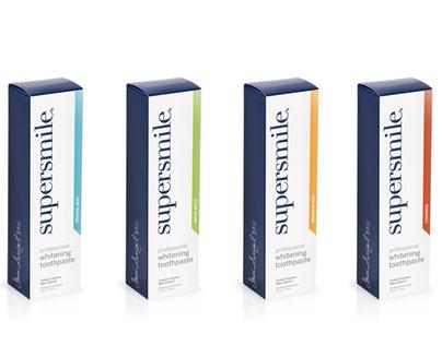supersmile Packaging
