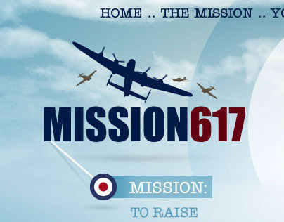 Bomber Command Mission 617
