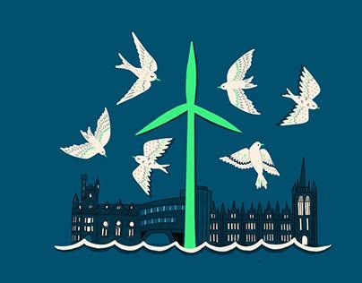 Green energy Aberdeen