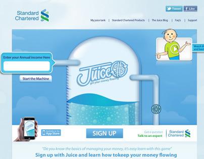 Standard Chartered UAE - Juice