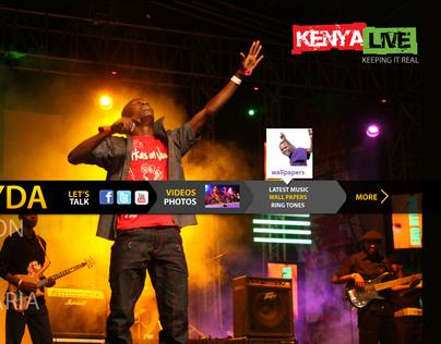 Safaricom Kenya Live