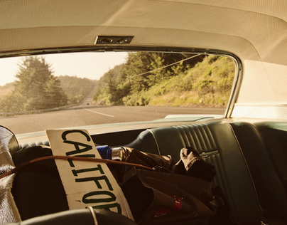 Head South: Hitchhiking the West Coast