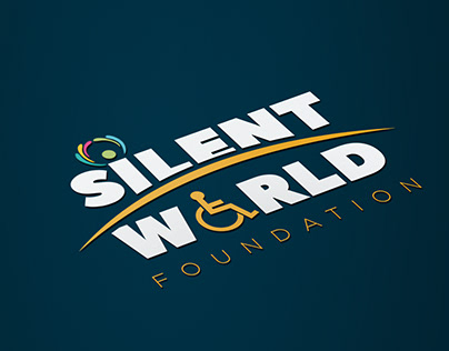 Silent World Foundation Brand Identity