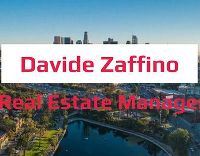 David Zaffino - Charitable Giving