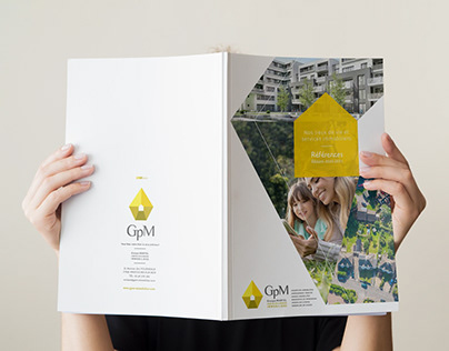 GpM - Groupe Martel immobiliers - Édition