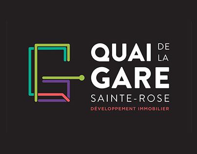 Quai de la gare Sainte-Rose - Développement immobilier