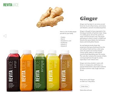 Case Study - Juice Branding, Packaging & UX