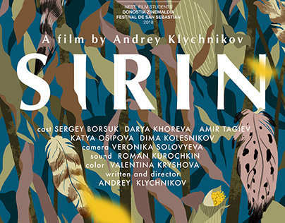 Film poster Sirin
