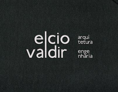 Elcio e Valdir - Identidade Visual