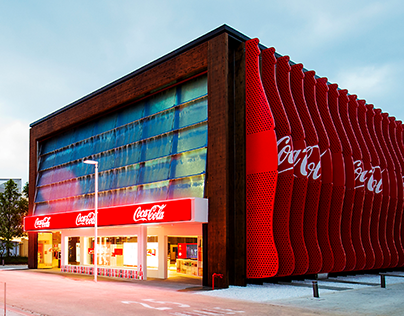 Coca-Cola at Milan Expo 2015
