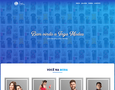 Site Ingá Modas