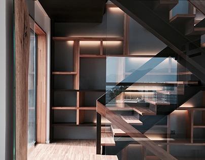 Eco Terrace House Interior