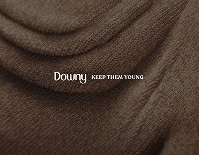 Downy / KEEP THEM YOUNG