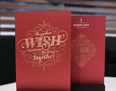 Lincoln Wish List