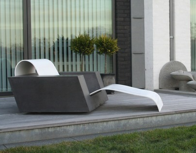 Bandage Formula W Lounge chair