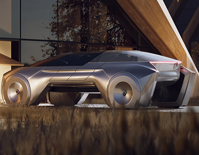 My Concept Car Renault Subtil and Concept House