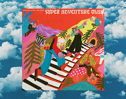 Album Art: Super Adventure Club